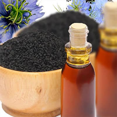 Schwarzkümmel Öl